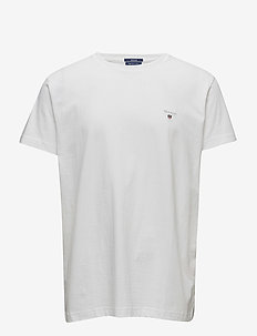 ORIGINAL SS T-SHIRT - t-shirts à manches courtes - white