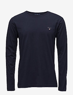 THE ORIGINAL LS T-SHIRT - long-sleeved t-shirts - evening blue