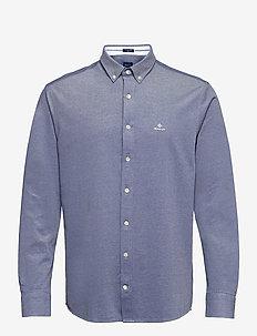 TP REG PIQUE BD - podstawowe koszulki - persian blue