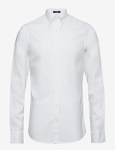 TP OXFORD PLAIN SLIM HBD - WHITE