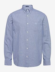 D1. BC STRUCTURE REG BD - chemises basiques - crisp blue