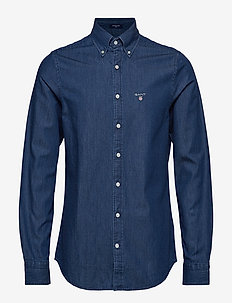 THE INDIGO SLIM BD - farkkupaidat - dark indigo