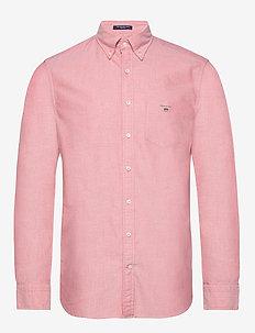THE OXFORD SHIRT REG BD - basic shirts - bright red