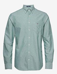 THE OXFORD SHIRT REG BD - basic shirts - kelly green