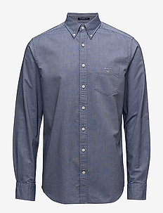 THE OXFORD SHIRT REG BD - chemises basiques - persian blue