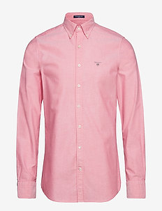 THE OXFORD SHIRT SLIM BD - WATERMELON RED