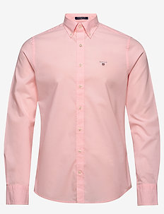 THE BROADCLOTH SLIM BD - business shirts - shadow rose