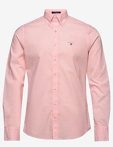 THE BROADCLOTH SLIM BD - business skjorter - shadow rose