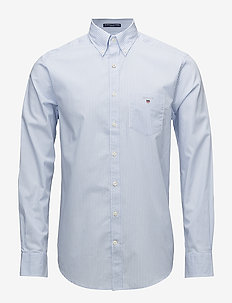 THE BROADCLOTH BANKER REG BD - chemises d'affaires - capri blue