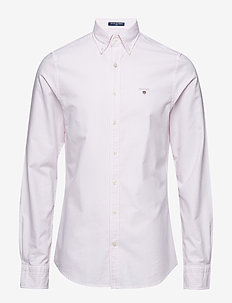 THE OXFORD BANKER SLIM BD - LIGHT PINK