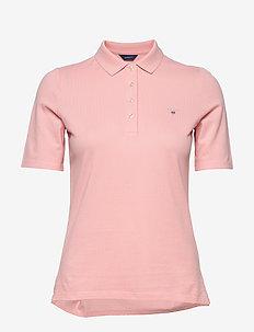 THE ORIGINAL PIQUE LSS - poloskjorter - preppy pink
