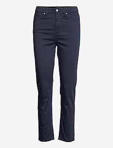 TP HW CROPPED SLIM JEANS - slim jeans - evening blue
