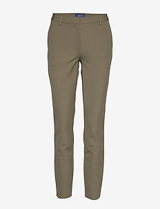 D1. STRETCH TAPERED PANT - SEA TURTLE