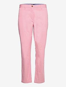 FRYDA CLASSIC CHINO - chinos - sea pink