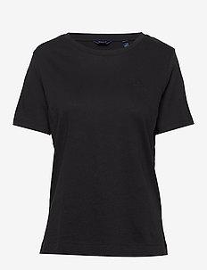 ORIGINAL SS T-SHIRT - basic t-shirts - black