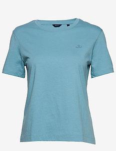 ORIGINAL SS T-SHIRT - t-shirty basic - seafoam blue