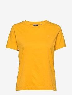 ORIGINAL SS T-SHIRT - basic t-shirts - warm sun