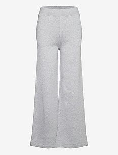 D2. PP SWEAT PANTS - sweatpants - light grey melange