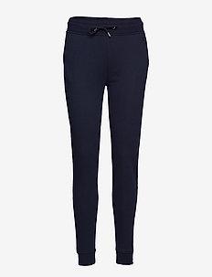 TONAL SHIELD SWEAT PANTS - EVENING BLUE