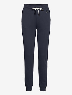 LOCK UP SWEAT PANTS - sweatpants - evening blue