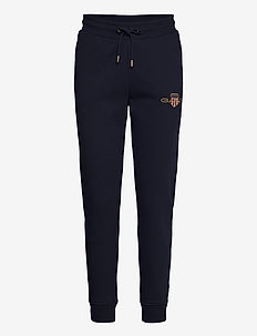 ARCHIVE SHIELD SWEAT PANT - trainingsbroeken - evening blue