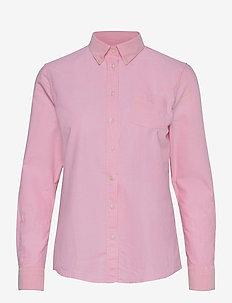 OXFORD SHIRT - chemises à manches longues - pastel pink