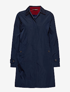D1. MEMORY MAC COAT - MARINE