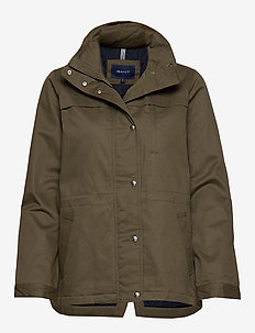 D1. SHORT CASUAL JACKET - parka coats - sea turtle