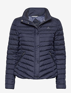 LIGHT DOWN JACKET - gewatteerde jassen - evening blue