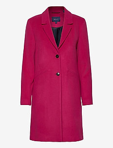 D1. CLASSIC TAILORED COAT - wool coats - love potion