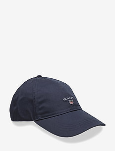 COTTON TWILL CAP - kepsar - marine