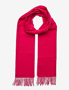 SOLID WOOL SCARF - scarves - love potion
