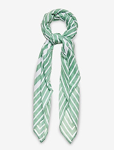 D2. G COTTON SARONG - scarves - peppermint
