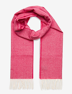 D1. HERRINGBONE WOOL SCARF - skjerf - love potion
