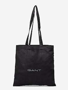 O1. GANT SHOPPER - casual shoppers - black