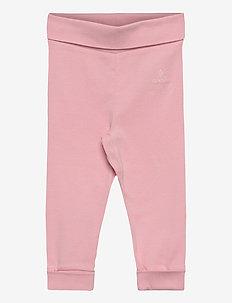 ORGANIC GANT LOCK-UP PANTS - bukser - preppy pink