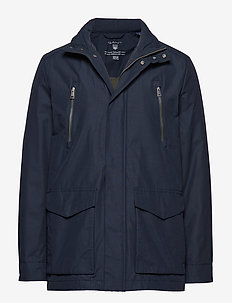 O1. THE AVENUE JACKET - kurtki-wiosenne - navy