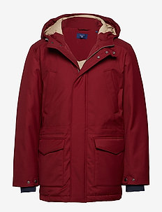 O2. THE DOWN PARKA - parki - winter wine