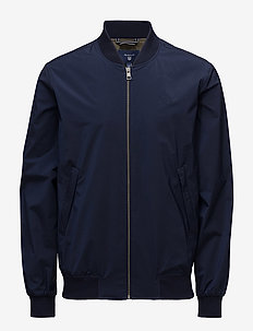 O1. THE PILOT JACKET - CLASSIC BLUE