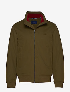 D1. THE HAMPSHIRE JACKET - DARK CACTUS
