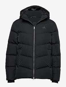 D1. THE ALTA DOWN JACKET - BLACK