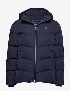 D1. THE ALTA DOWN JACKET - MARINE