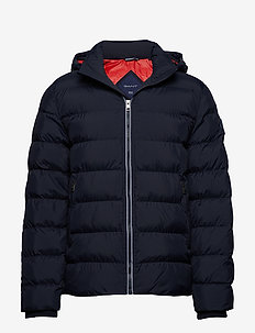 D1. THE ACTIVE CLOUD JACKET - EVENING BLUE
