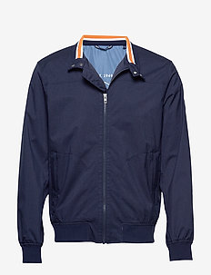 D1. THE CASUAL SPORT JACKET - MARINE