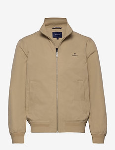 D1. THE SPRING HAMPSHIRE JACKET - kurtki bomber - dark khaki