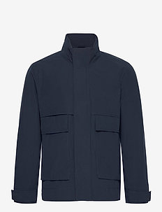 D1. THE ROUGH WEATHER JACKET - light jackets - classic blue