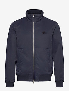 D1. HAMPSHIRE JACKET - bomberjakker - evening blue