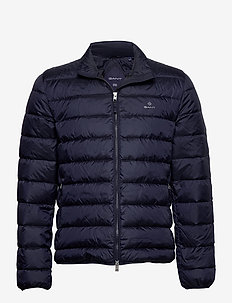 LIGHT DOWN JACKET - padded jackets - evening blue