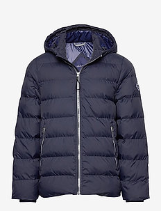 D1. THE ACTIVE CLOUD JACKET - padded jackets - evening blue