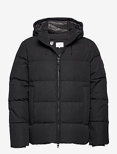 D2. THE ALTA DOWN JACKET - donsjassen - black